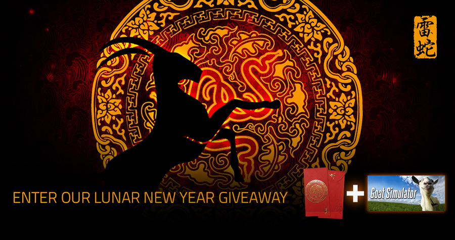 razer insider forum giveaway ended happy lunar new year