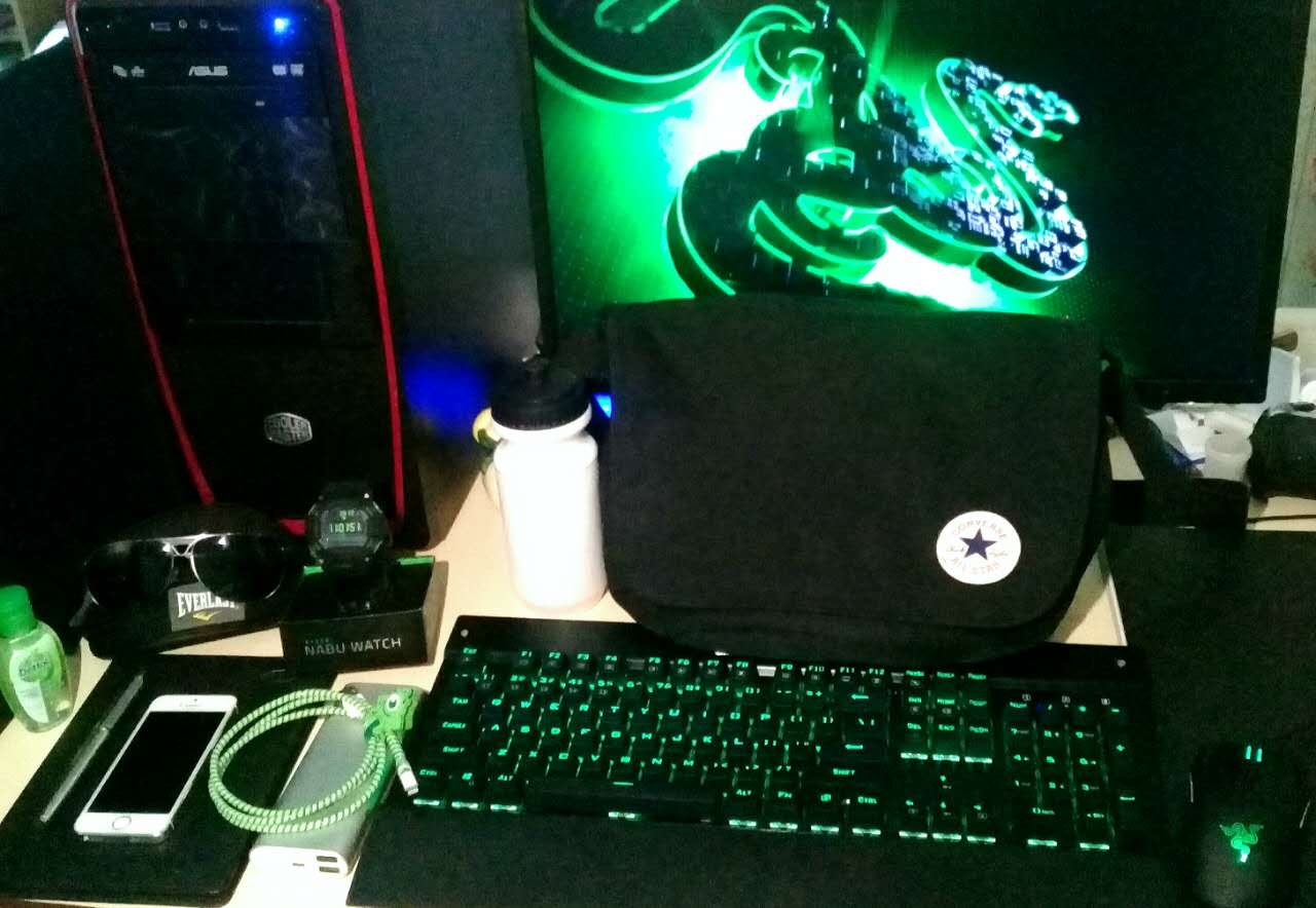 Razer Insider Forum December 2016 Whats In Your Bag Page 15 Starcraft 2 Sling Imagejpeg